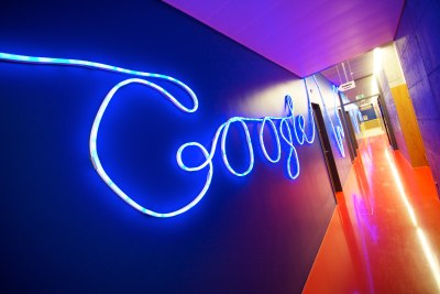 Google offices.
