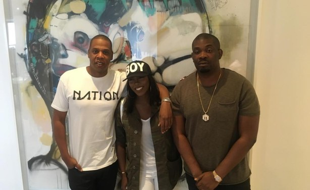 All You Need to Know About Tiwa Savage and Don Jazzys