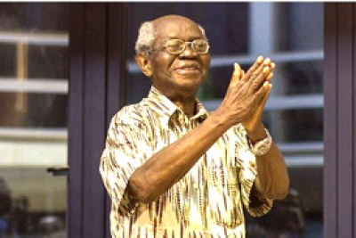 Prof Johan Hanson Kwabena Nketia (file photo)