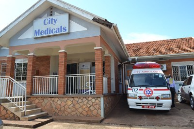 City Medicals in Bukoto is one of the high profile hospitals in Kampala.