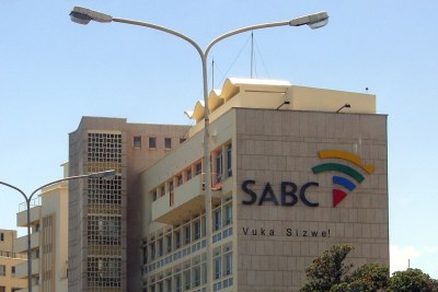 SABC offices in Sea Point, Cape Town.