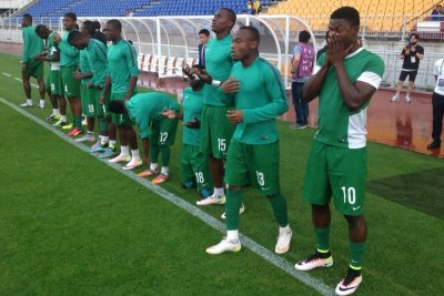L'équipe du Nigeria de football fait la fierté du continent aux Jeux Olympiques de Rio 2016.