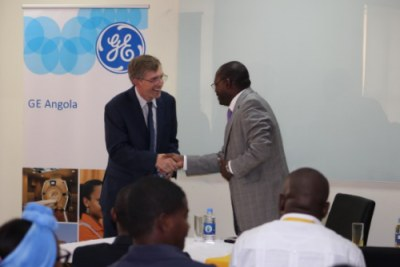 Jack Ryan, GE's Vice President of Executive Development and Learning, on his recent visit to Angola.