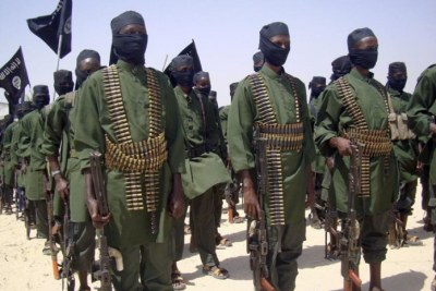 Al-shabaab militants (file photo)