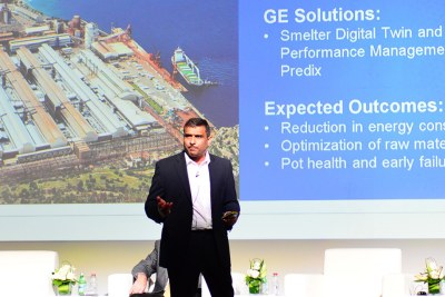 Bhanu Shekhar, Chief Digital Officer, GE Power in the Middle East and Africa