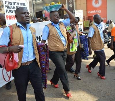 Ugandan Men Stand Up to Violence Against Women