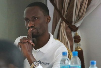 Maxence Melo, the co-founder of Jamii Media.