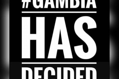 #GambiaHasDecided Campaign