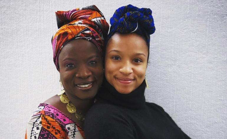 Benin: Angelique Kidjo Shows Off Daughter - allAfrica com
