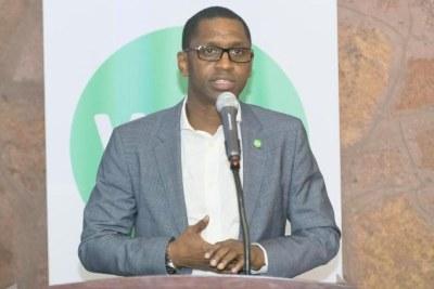 Le PDG de Wari Monsieur Kabirou Mbodje