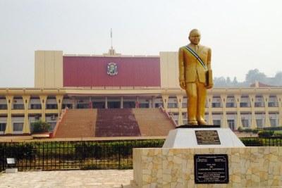 Assemblée Nationale en CentrAfrique