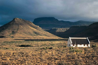 A farmhouse in Free State, South Africa (file photo).