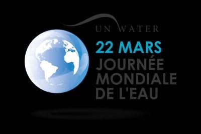 Logo - Journée Mondiale de L'eau