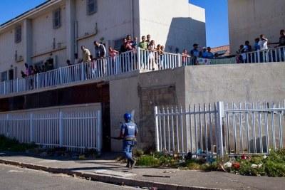 South Africa: Elsies River Erupts in Violent Protest After Shack Demolished