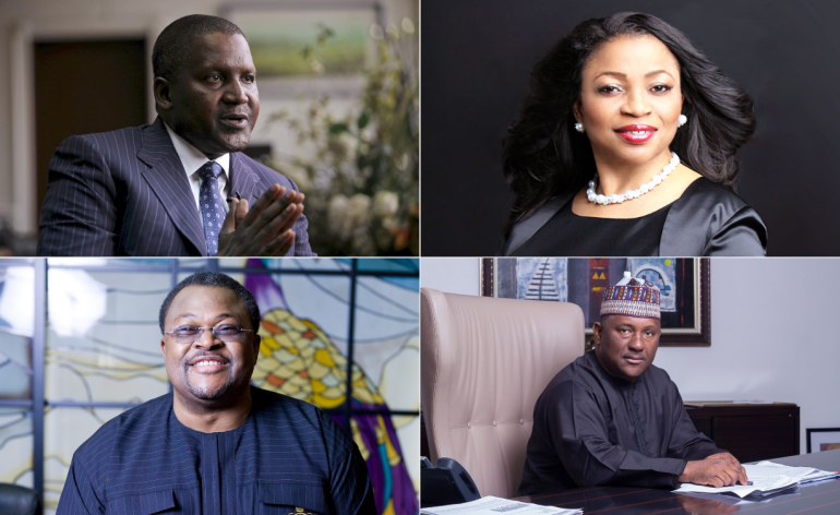 Nigeria: Combined Wealth of Dangote, Adenuga, Otedola