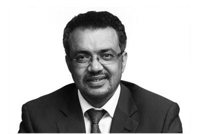 L'Ethiopien Tedros Adhanom Ghebreyesus