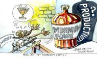 Unions Hellbent on Shutting Down Nigeria Over Minimum Wage