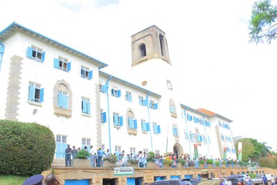 Makerere University.