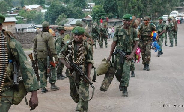 Wanted Warlord in DR Congo Still Preys On Civilians