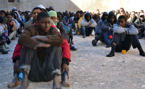 Call for Migrants to be Evacuated After Attack on Centre in Libya