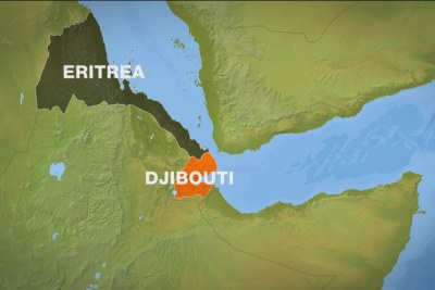 Djibouti and Eritrea
