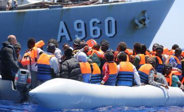 Des migrants africains secourus au large des côtes du Brésil