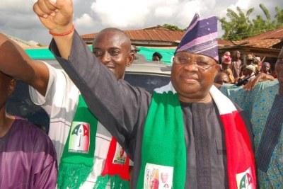 Senator Ademola Adeleke (file photo)