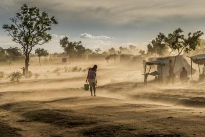 South Sudan refugee