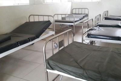 Beds in most public hospitals in Nairobi remain deserted.
