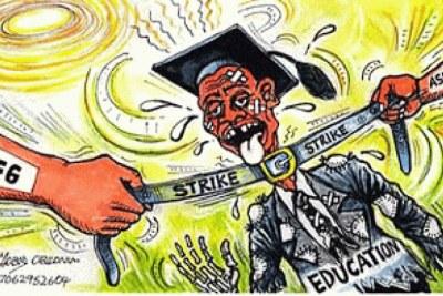 ASUU strike.