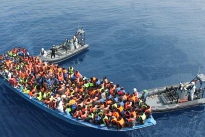 Disparition de sept migrantes  au large des côtes marocaines