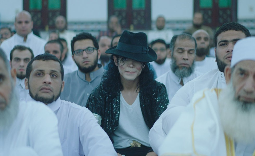 World of Islam, Michael Jackson Collide in Egyptian Film