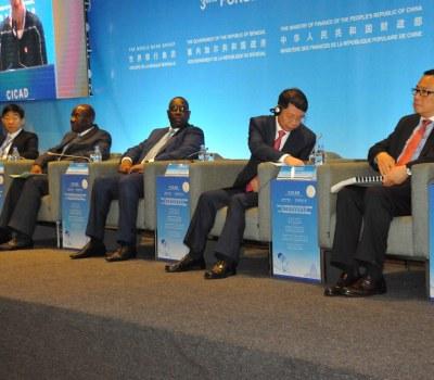 3e Forum Investir en Afrique au Centre International de Conférence Abdou Diouf