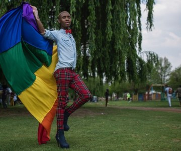 Soweto Gay Pride March Against Hate Crimes