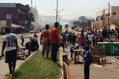 Riots and civil disobedience in the two regions of Cameroon are drawing closer to a year.