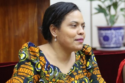 Angellah Kairuki, the first woman in the country's history to lead the mining docket.