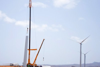 Cabeolica Wind Farm - Cape Verde
