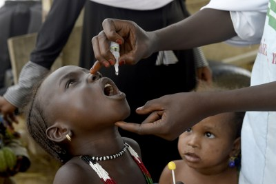 In August 2016, 4 new cases of polio-virus type 1 (WPV1) were reported in Borno State, the first WPV1 strain detected in Nigeria since 2014.