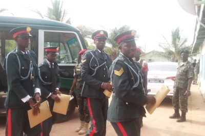 Gambia court-martial remands soldiers