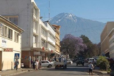 Arusha la capitale tanzanienne