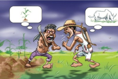 Farmer vs Herdsman