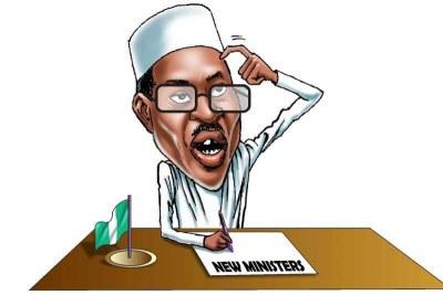 Muhammadu Buhari's dilemna.