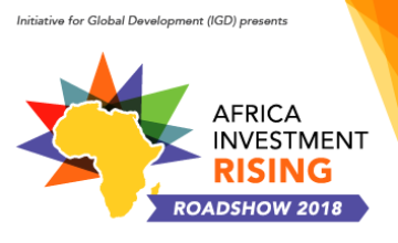Roadshow to Spur Action on Increasing U.S. Investment in Africa