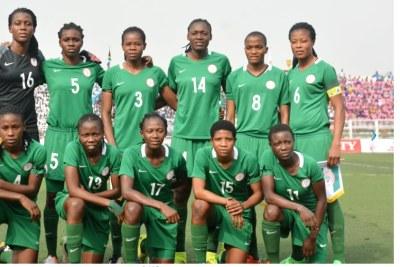 Équipe féminine du Nigeria