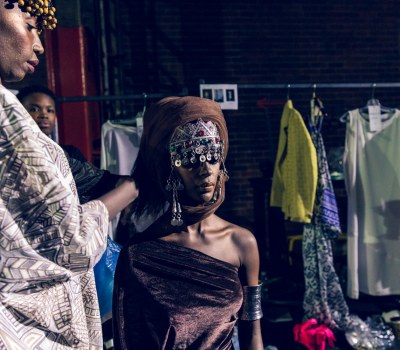 AFI Fashion Week Brought The Heat in Cape Town #IamAfrica