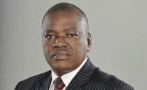 Mokgweetsi Masisi, nouveau président du Botswana