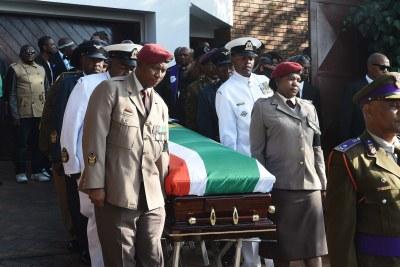 South Africa Bids Farewell to Mama Winnie