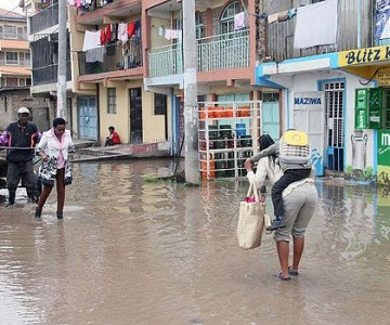 Heavy Rains Leave a Trail of Destruction in Kenya
