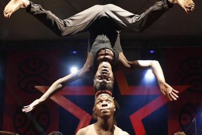 Harare International Festival of the Arts.