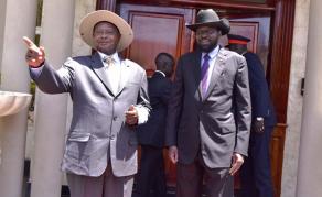 Conflit sud soudanais - Museveni rencontre l'opposition à Salva Kiir